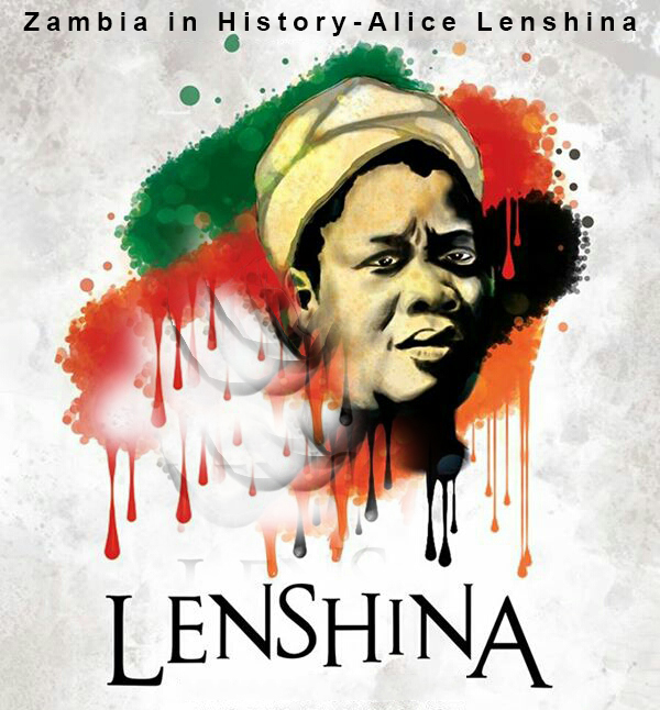 Photo of Zambia in History-Alice Lenshina