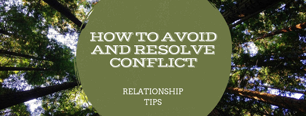 How to avoid and resolve conflict