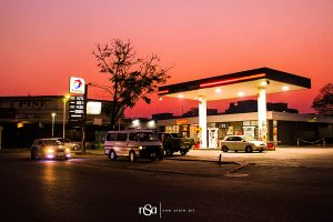 total filling station - Ndola