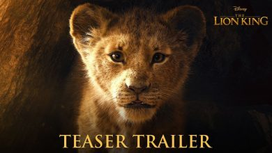 Photo of Watch: The Trailer For The 'Lion King' Remake Coming in 2019