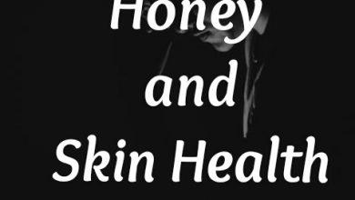 honey skin care