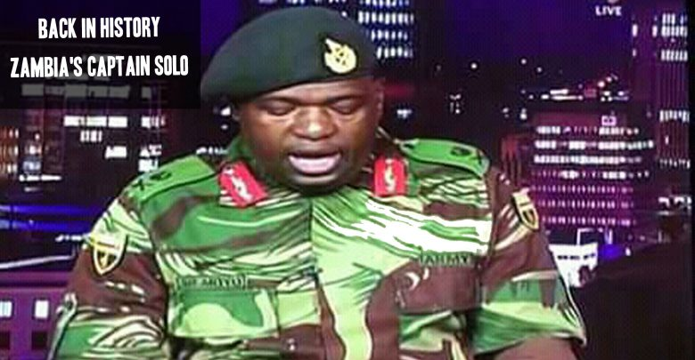 Back in History-Zambia's Captain Solo