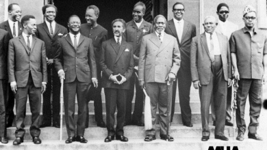 Photo of Founding Fathers of Africa